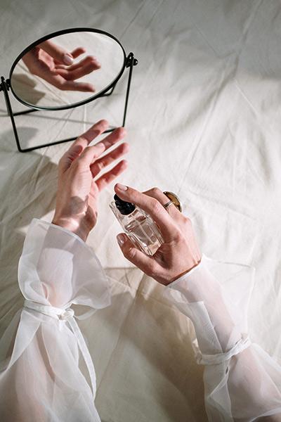 Parfums & Techniques de Vente